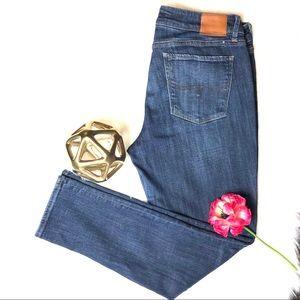 Lucky Brand Women's Jeans Skinny Size W14 L32